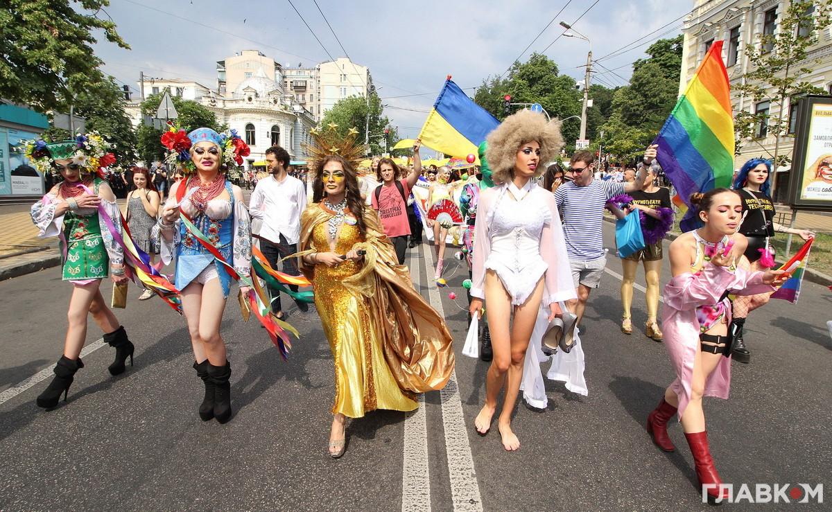 КиївПрайд-2019. Великий фоторепортаж із Маршу рівності