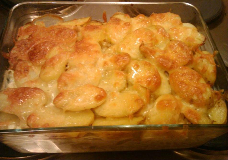 Блюда из картофеляы с фото легкие в приготовлении