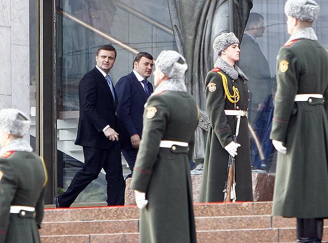 Новоиспеченный глава Администрации Президента Сергей Левочкин