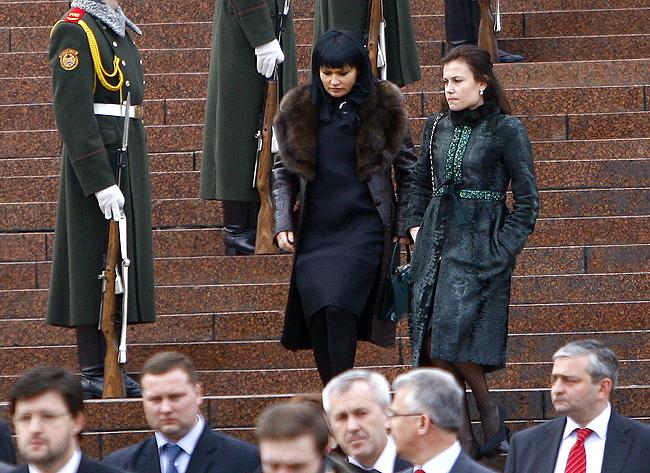 Ирэна Кильчицкая и Татьяна Кивалова, представлявшая интересы Януковича в Высшем административном суде