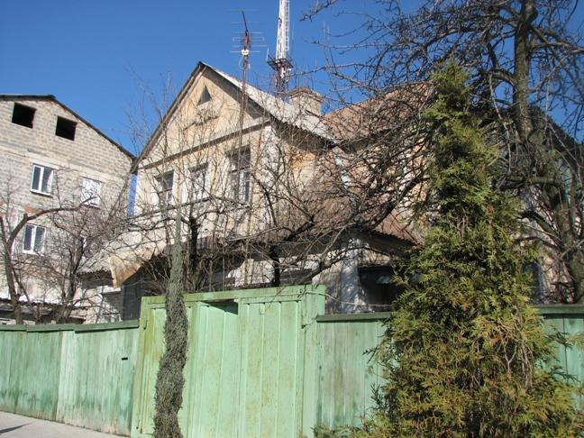 Дом соседей Бориса Колесникова
