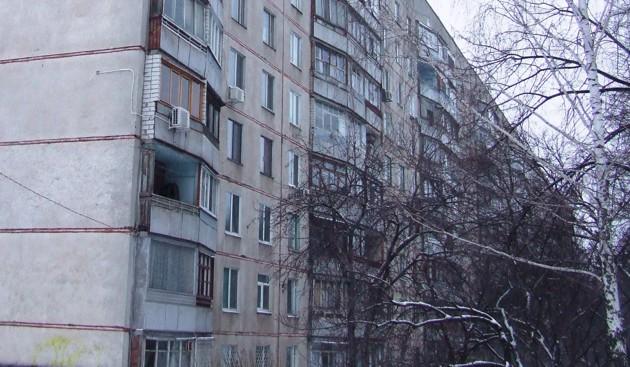 Дом, куда время от времени наведывается мама Курченко
