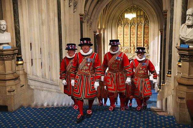 Ii на открытии новой сессии парламента