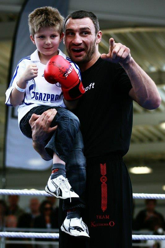 Photo Vitaly Klitschko.
