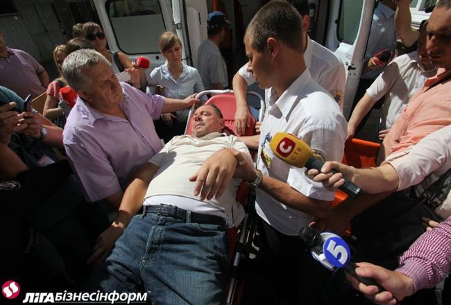 """Адвокат о побеге Мельника: """"Он не выдержал. Его доводят до самоубийства"""" - Цензор.НЕТ 2507"""