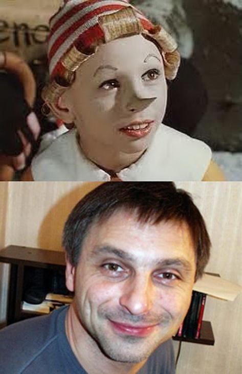Как выглядят и что делают юные актеры советского кино ...