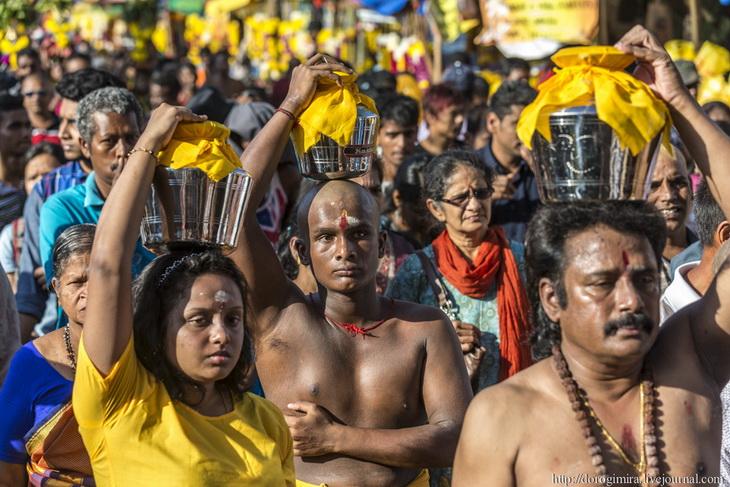 Зрелищный фестиваль как в малайзии