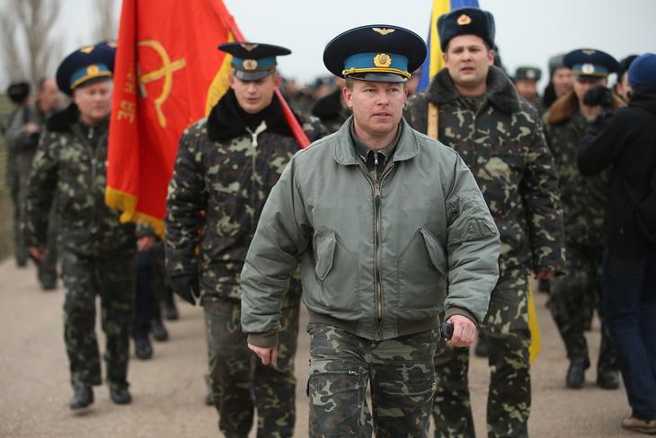 В Криму викрали легендарного Мамчура