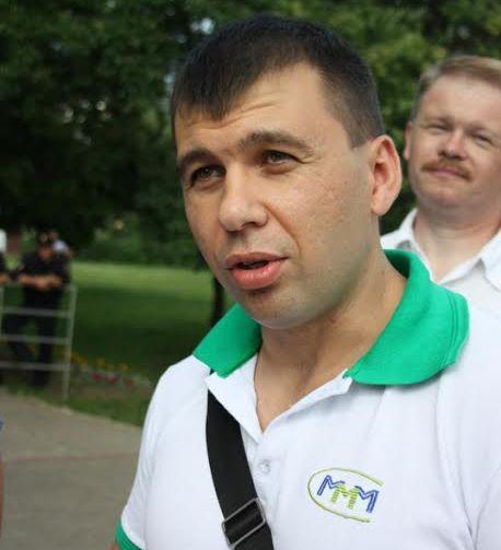 Новый лидер донецких сепаратистов – бывший функционер пирамиды МММ