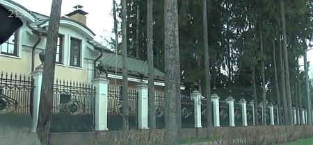 Янукович имеет еще один особняк на Рублевке, - СМИ (ФОТО)