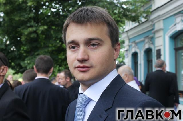 Новий керівник Держуправління Сергій Березенко (фото: Станіслав Груздєв, «Главком»)