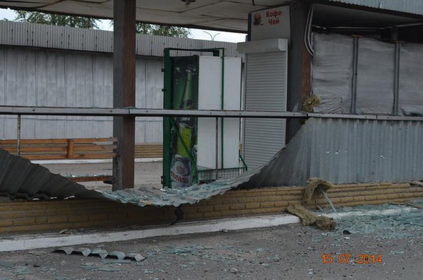 Ночью в Киеве горел радиорынок - Цензор.НЕТ 3770