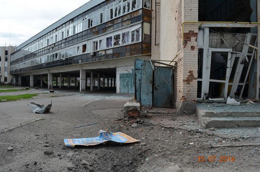 Ночью в Киеве горел радиорынок - Цензор.НЕТ 2596