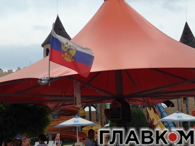 Россиянам никто не запрещает использовать свою символику в Болгарии