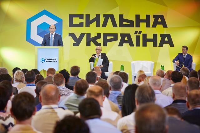 Тигипко реанимировал «Сильную Украину», фото-4
