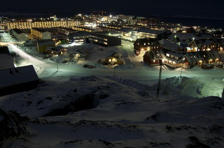 Гренландия. Нуук. (Razlan)
