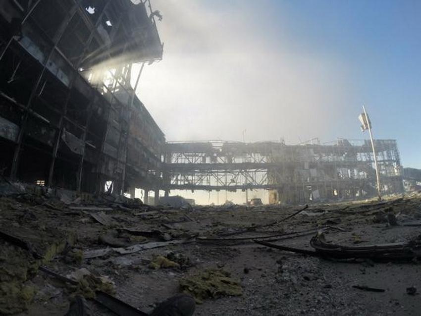 Селфи киборга украинская армия в