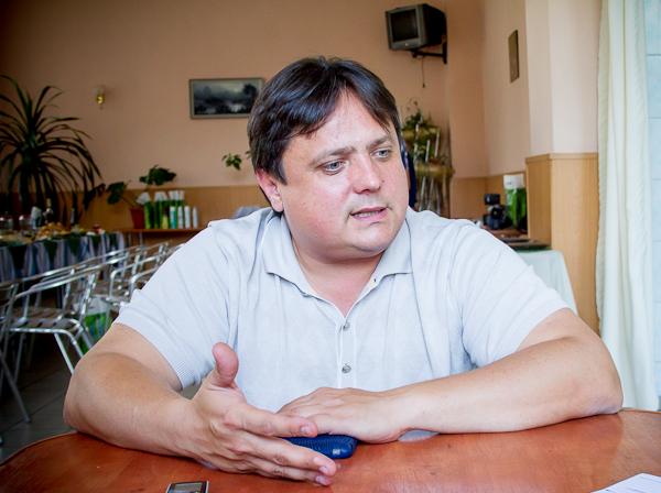 Игорь Мартыненков. Фото: donbass.comments.ua