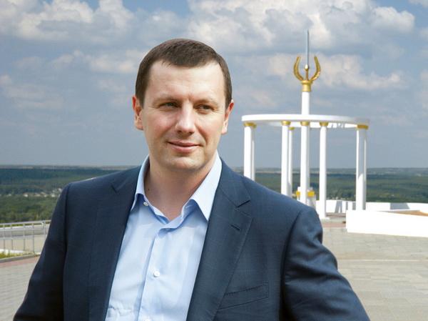 Сергей Дунаев. Фото: lisichansk.com.ua