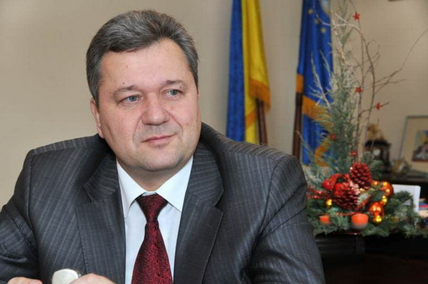 Валерий Голенко. Фото: pr.lg.ua