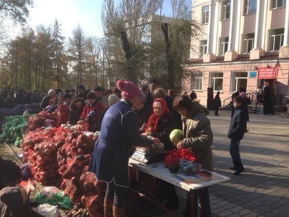 Выборы в «ДНР». Единственная уместная эмоция - сожаление к этим людям (ФОТО)