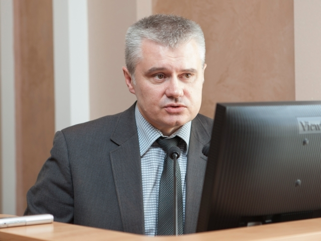 Директора департамента Министерства агрополитики Виталий Саблук