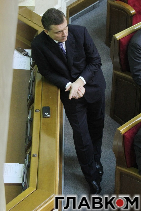Сергей Левочкин (фото: Станислав Груздев, «Главком»)