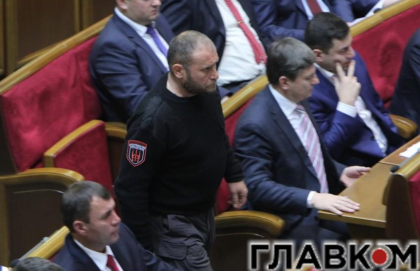 Дмитрий Ярош (фото: Станислав Груздев, «Главком»)