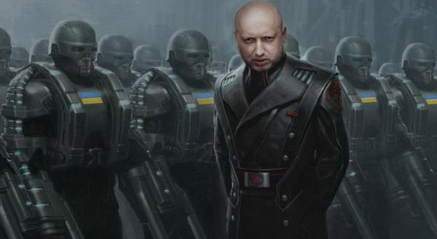 Турчинов за размещение на Донбассе миротворческой или полицейской миссии