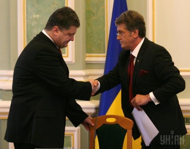 Виктора Ющенко пытался сделать из СНБО переговорную площадку между элитами (фото: УНИАН)