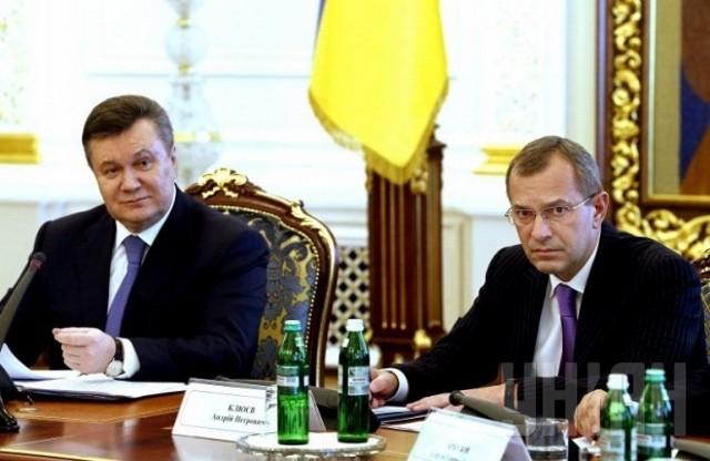 Назначение в СНБО было почетной ссылкой для Клюева (фото: УНИАН)