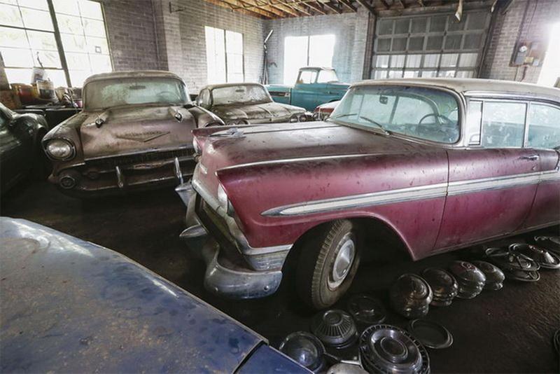 Раритетные автомобили сокровище