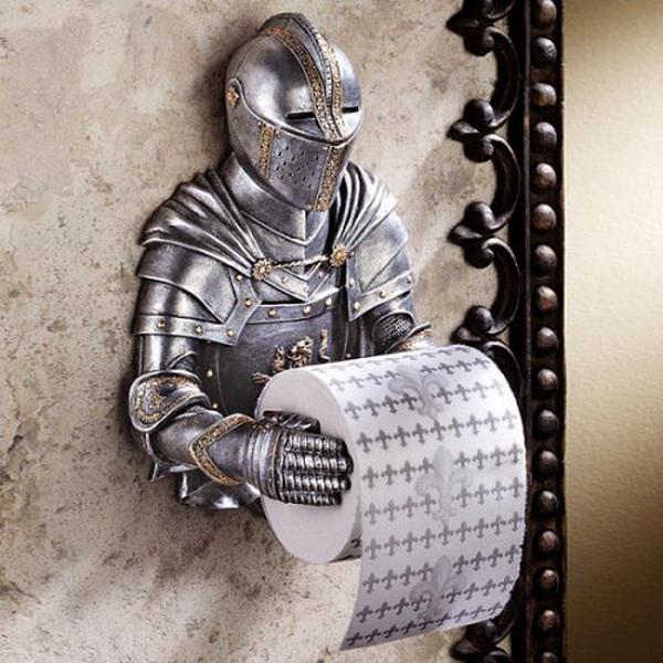 Оригинальные держатели для туалетной