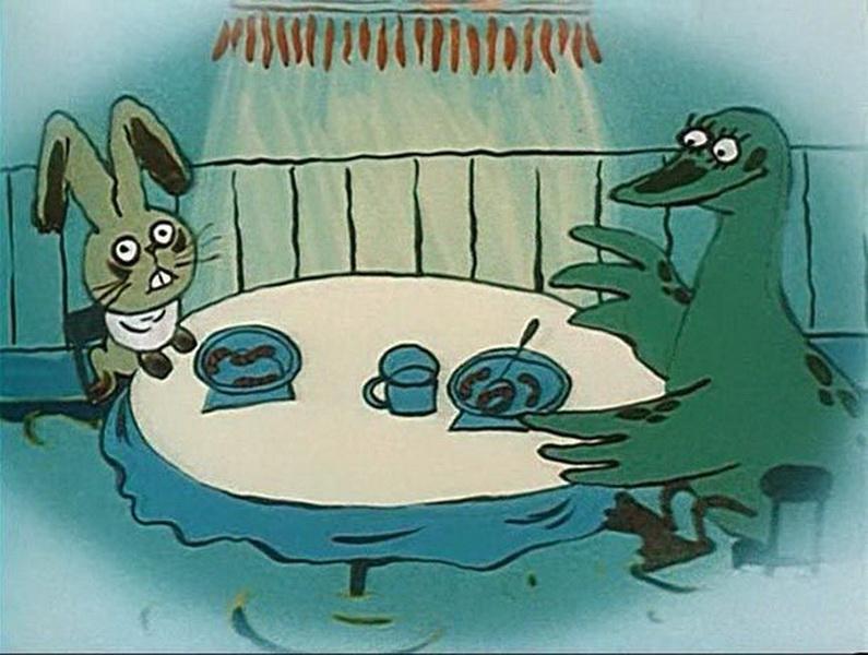 Жуткие советские мультфильмы из самых