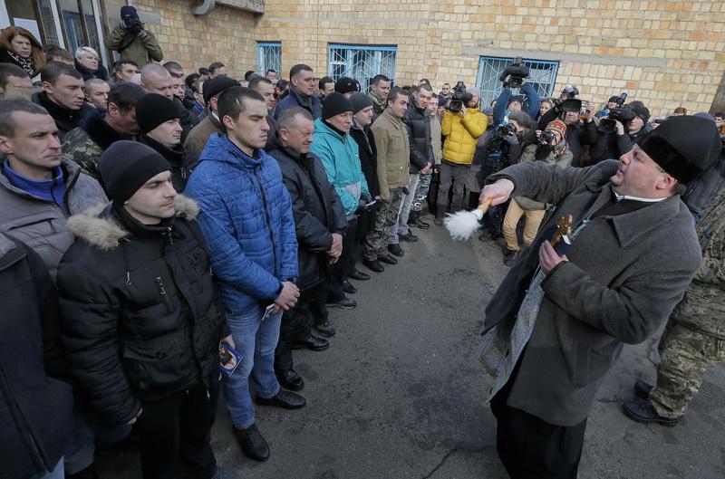 19.01.2015: Президент подписал закон о частичной мобилизации