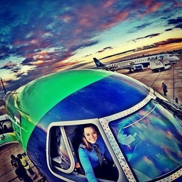 Селфи пилотов самолетов фото 13