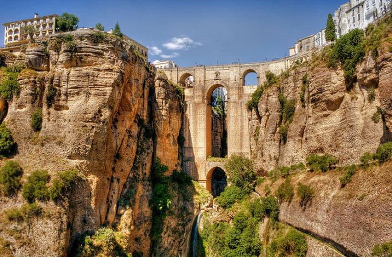 И загадочные мосты со всего мира