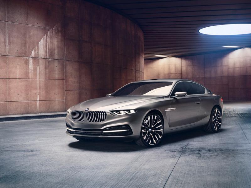 BMW Gran Coupe Pininfarina Lusso. По названию не трудно догадаться, какие именно компании приложили руку к созданию этого автомобиля. Четырехместный интерьер купе отражает, как говорят создатели, слияние современной элегантности и уверенной динамики. Он отделан дорогой кожей и древесиной каури.