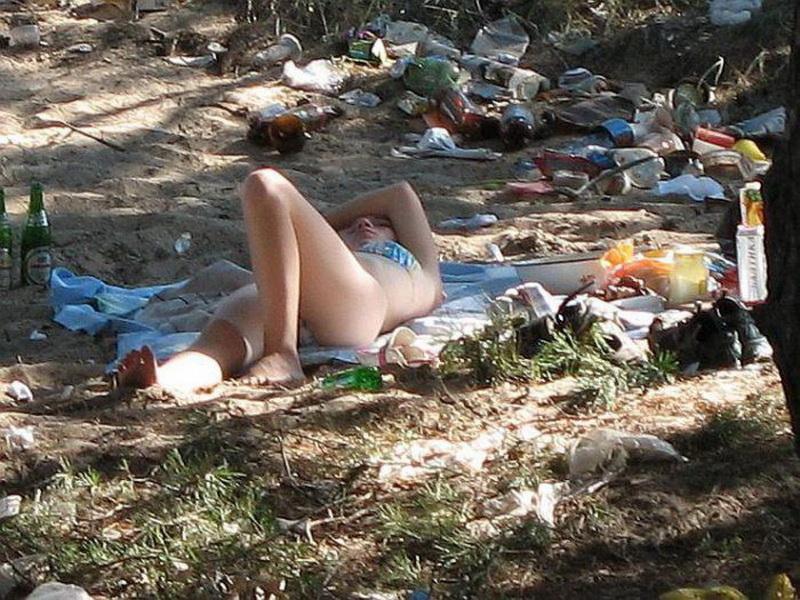 Крымские марионетки ограничат доступ на пляжи отелей, санаториев и детских лагерей - Цензор.НЕТ 8427