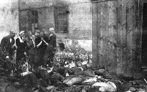Жертвы НКВД во Львове, июнь 1941