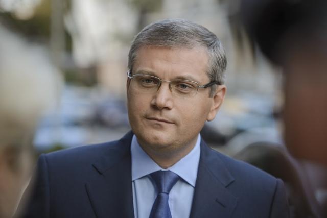 Нардеп «Оппозиционного блока» и вице-премьер «теневого правительства» Александр Вилкул