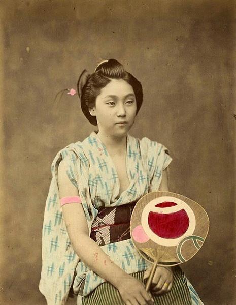 Автором этих снимков является родившийся в 1833 или 1834 году на острове Корфу Феличе Беато (Felice Beato), который стал одним из первых фотографов, увековечивших на своих снимках экзотический Дальний Восток. (Фото: Felice Beato).