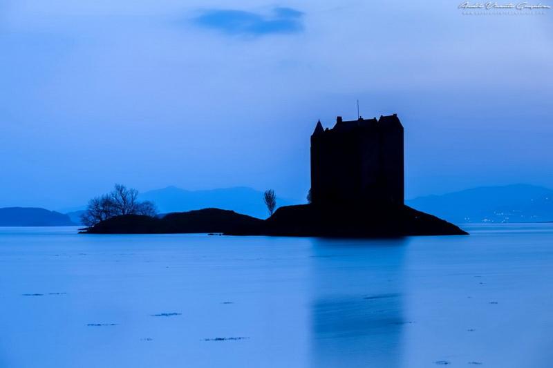 Замок Сталкер.