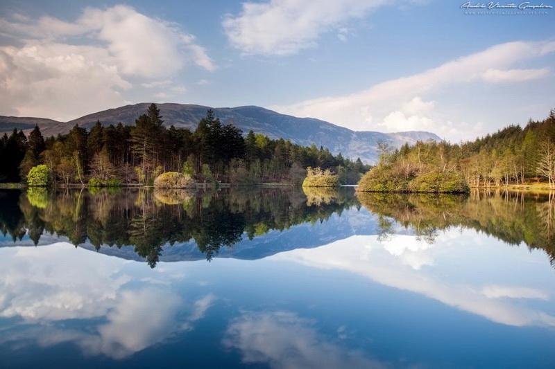 Озеро Гленко-Лохан.