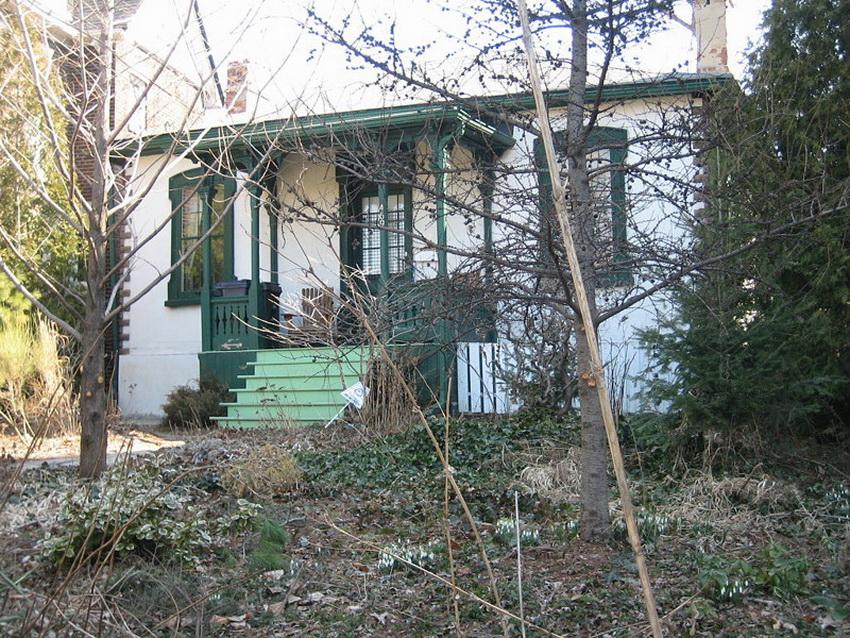 фото домики в англии