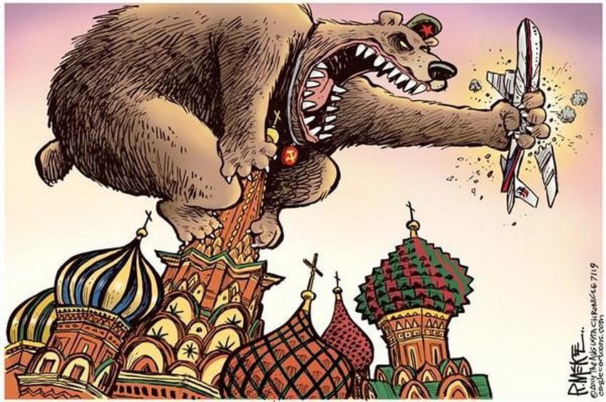 Россия хочет восстановить авиасообщение с Украиной, - глава минтранса РФ Соколов - Цензор.НЕТ 9335