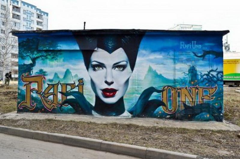 Москва в рисунках художников