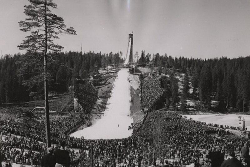 Пентхаус, расположенный в легендарном трамплине Норвегии (фото 7)
