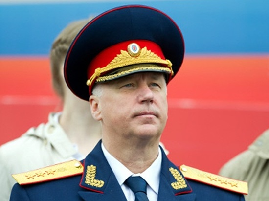 Александр Бастрыкин