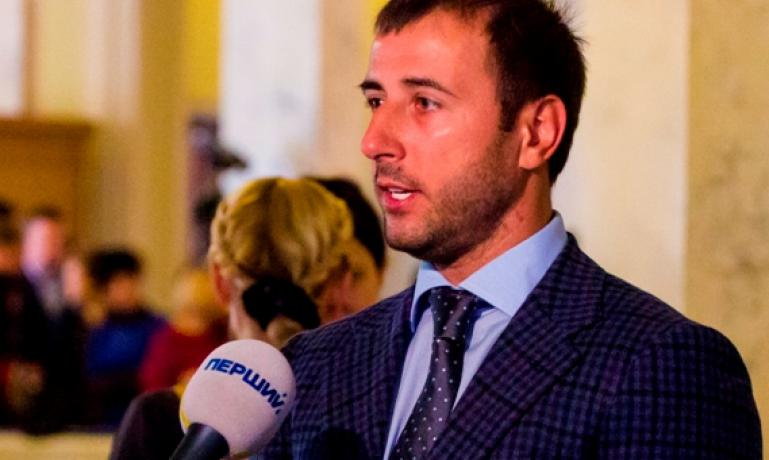 Радикал Сергей Рыбалка (фото: kstati.dp.ua)